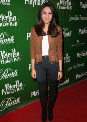 Ashley Argota - 'Peter Pan And Tinker Bell - A Pirates Christmas' Opening Night in Pasadena