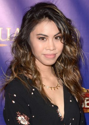 Ashley Argota - 'The Bodyguard' Opening Night in Los Angeles