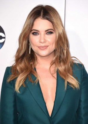 Ashley Benson - 2015 American Music Awards in Los Angeles