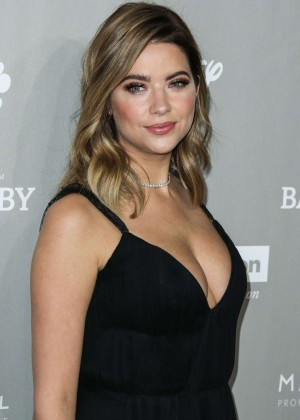 Ashley Benson - 2015 Baby2Baby Gala in Culver City