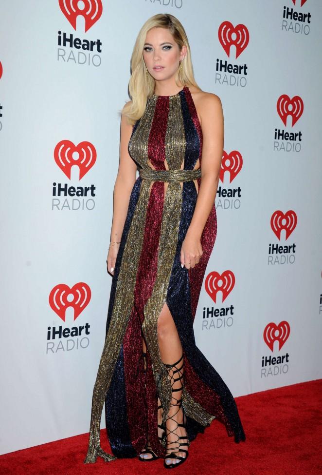 Ashley Benson – 2015 iHeartRadio Music Festival in Las Vegas