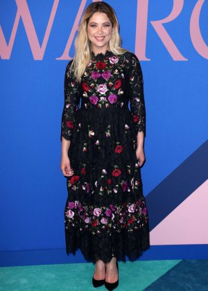 Ashley Benson - 2017 CFDA Fashion Awards in New York