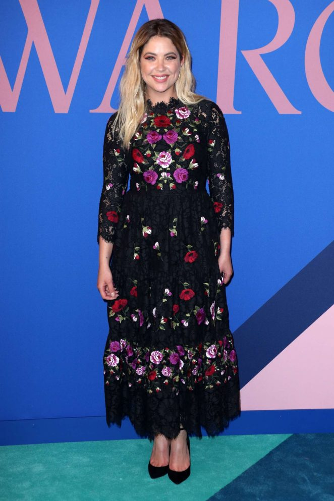 Ashley Benson: 2017 CFDA Fashion Awards -02