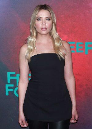 Ashley Benson - 2017 Freeform Upfront in New York
