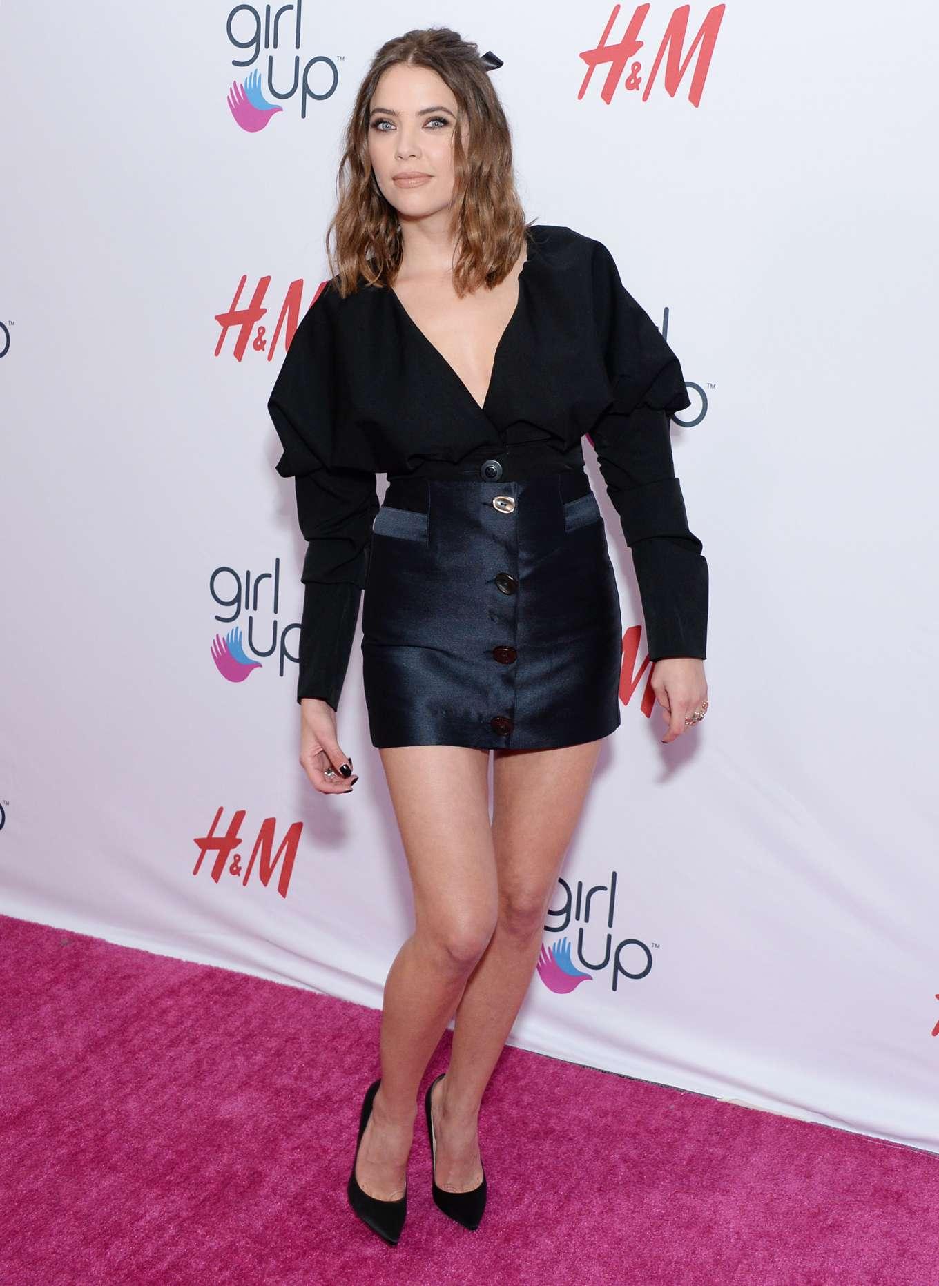 Ashley Benson - 2019 Girl Up GirlHero Awards in Beverly Hills