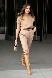 Ashley Benson - 2020 Longchamp show at New York Fashion Week