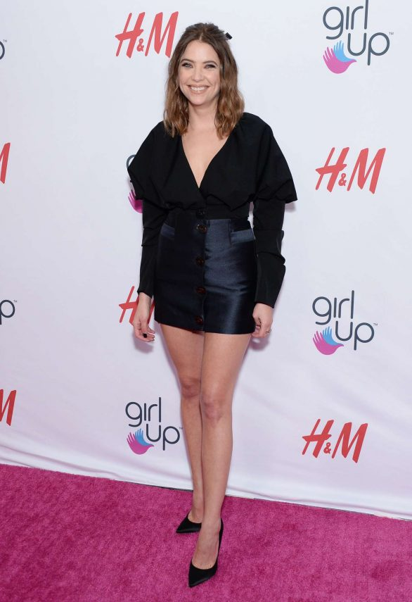 Ashley Benson - 2nd Annual Girl Up #GirlHero Awards in Beverly Hills