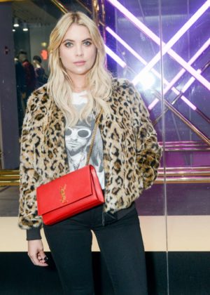 Ashley Benson - American Eagle Celebrates 40 Years in NY
