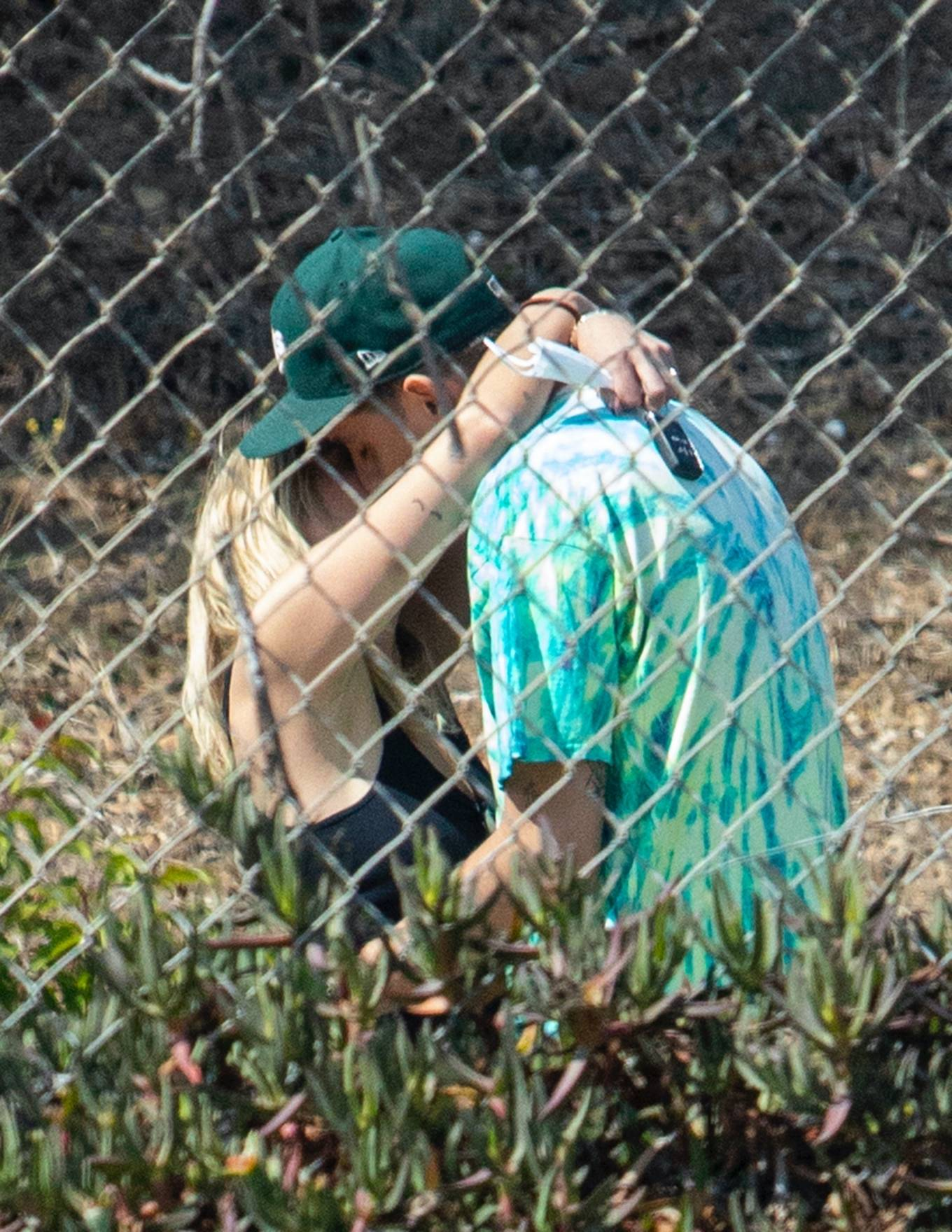Ashley Benson 2020 : Ashley Benson and boyfriend G-Eazy as she arrives at his video shoot in Malibu-03