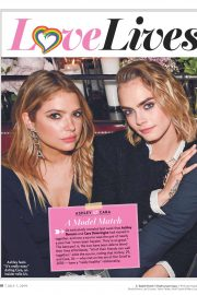 Ashley Benson and Cara Delevingne for Us Weekly Magazine (July 2019)