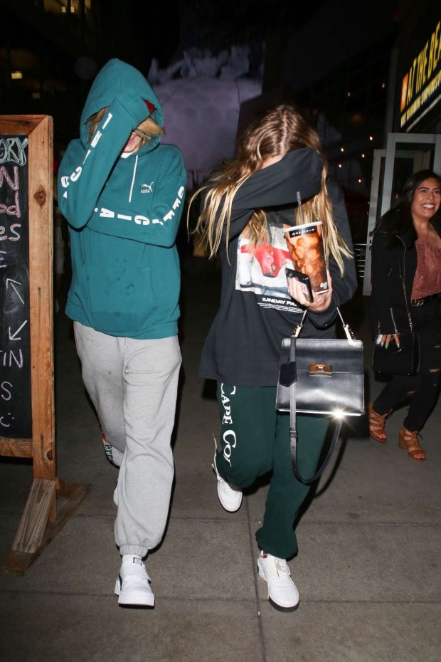 Ashley Benson and Cara Delevingne: On a movie date night in Hollywood-26