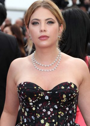 Ashley Benson - Anniversary Soiree at 70th Cannes Film Festival