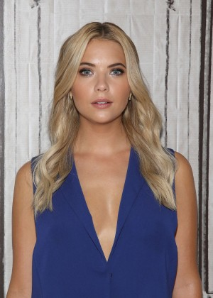 Ashley Benson - AOL Studios in New York