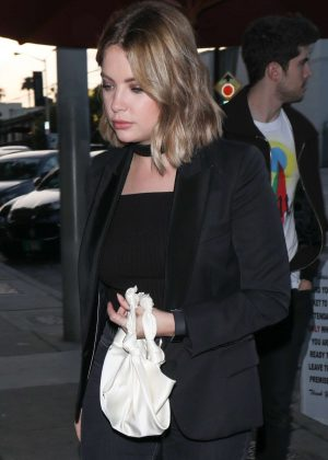 Ashley Benson - Arriving to Catch LA in LA