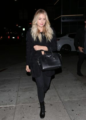Ashley Benson at The Nice Guy in West Hollywood