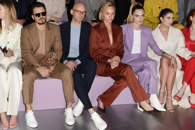Ashley Benson 2020 : Ashley Benson – BOSS show at Milan Fashion Week 2020-10