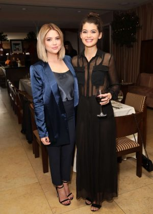 Ashley Benson - Cosmopolitan's Dinner for Michele Promaulayko in West Hollywood