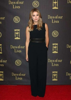 Ashley Benson - Days of our Lives 50th Anniversary in LA