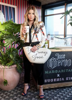 Ashley Benson - Eugenia Kim x Jose Cuervo Margaritas Summer Capsule Launch Event in NY