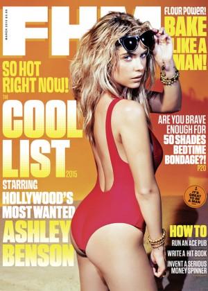 Ashley Benson - FHM UK Magazine (March 2015)