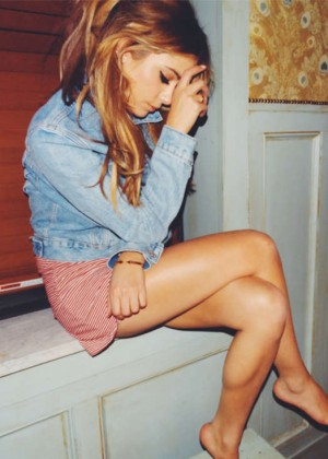 Ashley Benson - 'Find Your California' Photoshoot 2015