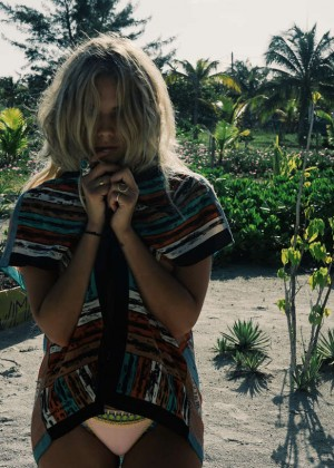 Ashley Benson: Find Your California Travel Mexico 2015 -75