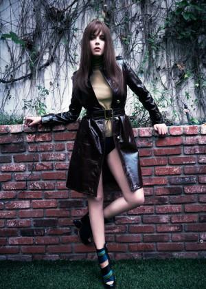 Ashley Benson: Flaunt Magazine 2015 -03