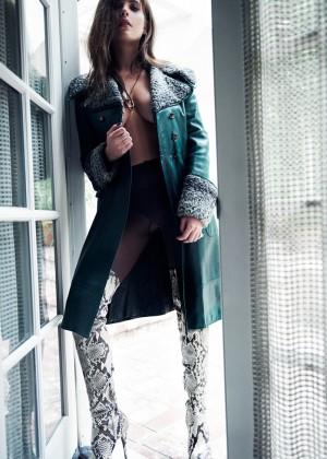 Ashley Benson: Flaunt Magazine 2015 -04