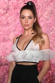 Ashley Benson - Giambattista Valli Show at Paris Fashion Week 2020