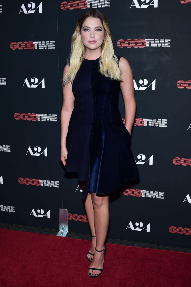 Ashley Benson - 'Good Time' Premiere in NYC