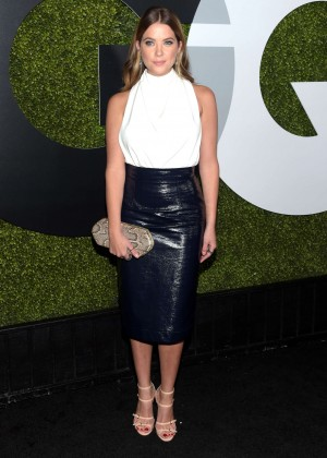 Ashley Benson - GQ Men Of The Year Party 2015 in LA
