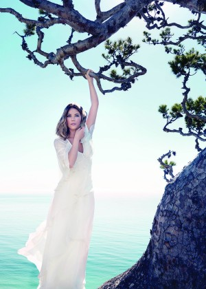 Ashley Benson: Health Magazine 2016 -02