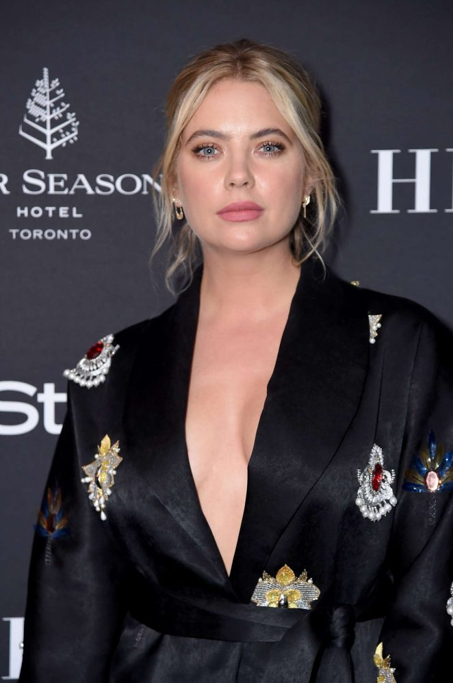 Ashley Benson - HFPA and InStyle Party - 2018 Toronto International Film Festival