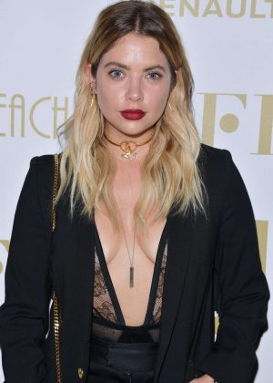 Ashley Benson - Hollywood Foreign Press Association Event in Cannes