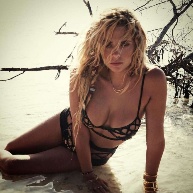 Ashley Benson Hot in Bikini - Instagram