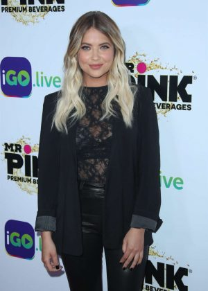 Ashley Benson - iGo.Live Launch Event in Los Angeles