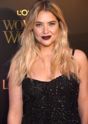 Ashley Benson - L'Oreal Paris Women of Worth Celebration 2017 in NY
