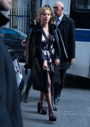 Ashley Benson - Marc Jacobs Show at 2017 NYFW in New York