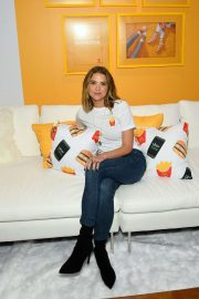 Ashley Benson - McDonald's & UberEats: McDelivery's Night In Celebration in NY