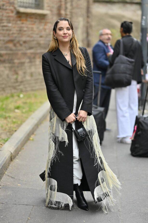 Ashley Benson - Milan Fashion Week Woman's Spring Summer 2022