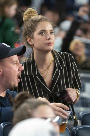 Ashley Benson - New York Yankees vs Kansas City Royals at Yankees Stadium in New York