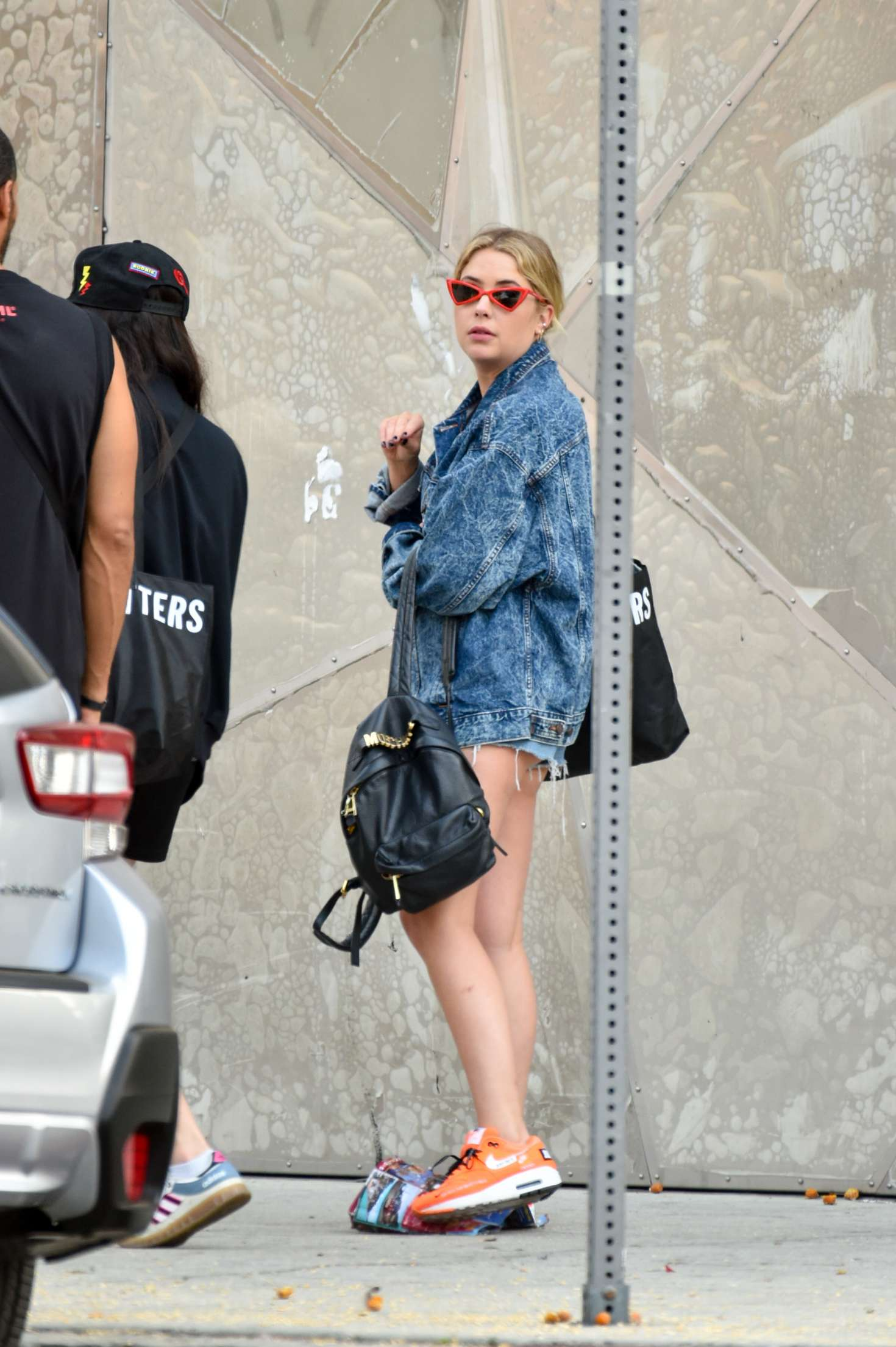 Ashley Benson 2018 : Ashley Benson: Out and about in LA -02