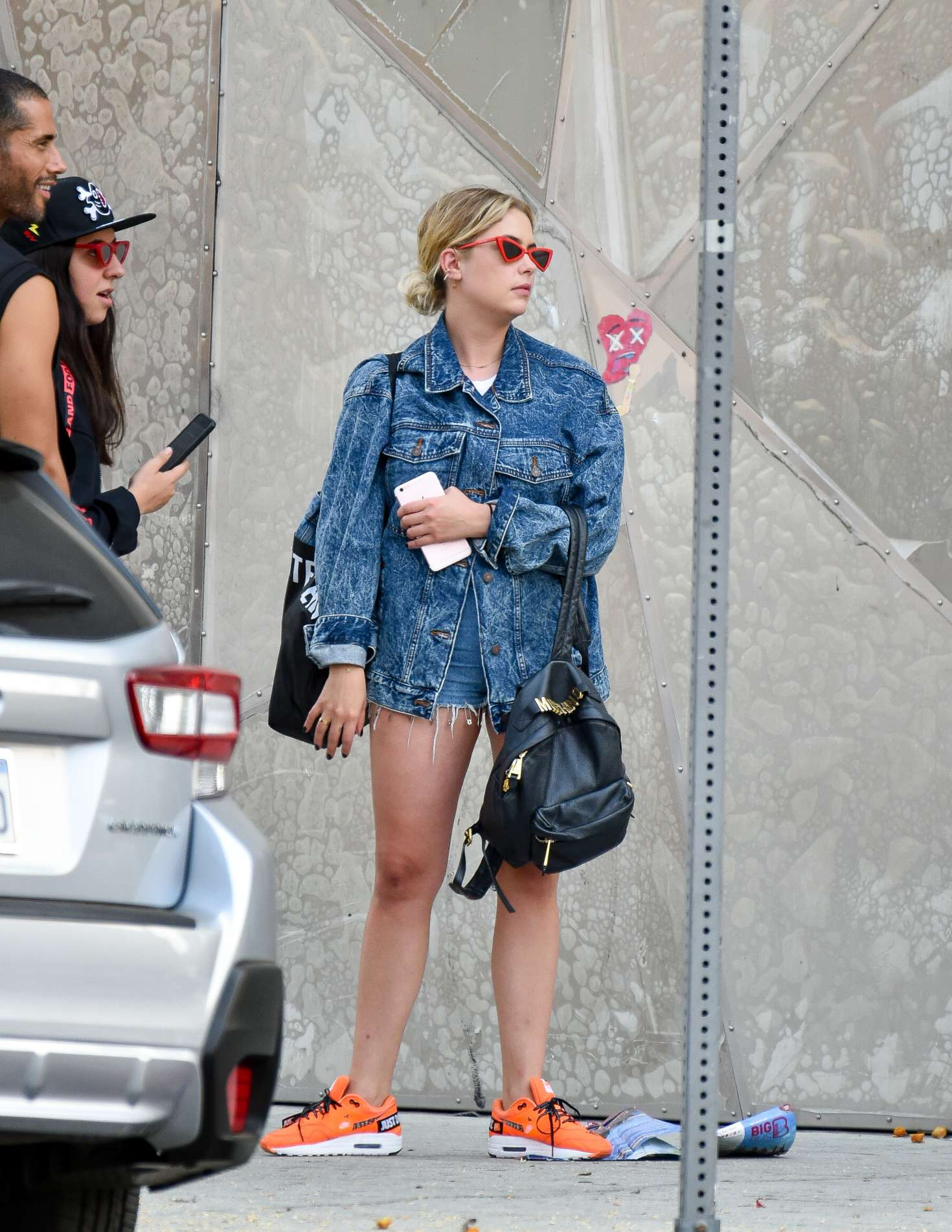 Ashley Benson 2018 : Ashley Benson: Out and about in LA -04