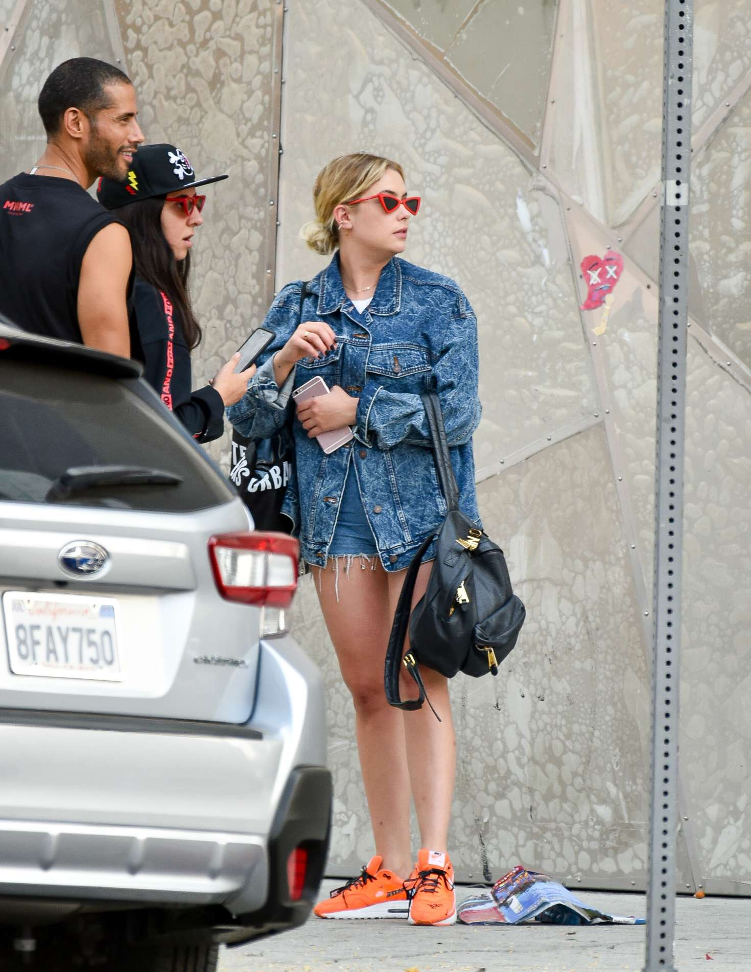Ashley Benson 2018 : Ashley Benson: Out and about in LA -06
