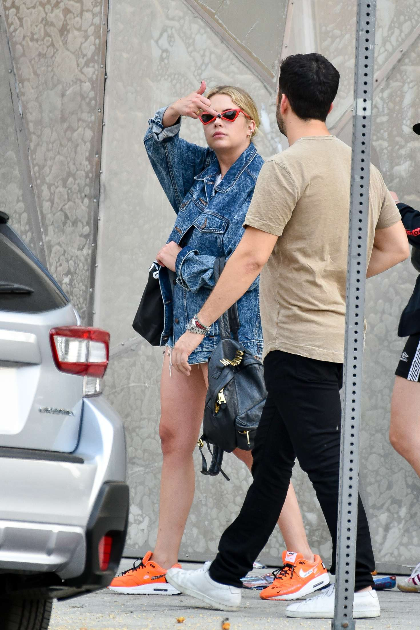 Ashley Benson 2018 : Ashley Benson: Out and about in LA -08