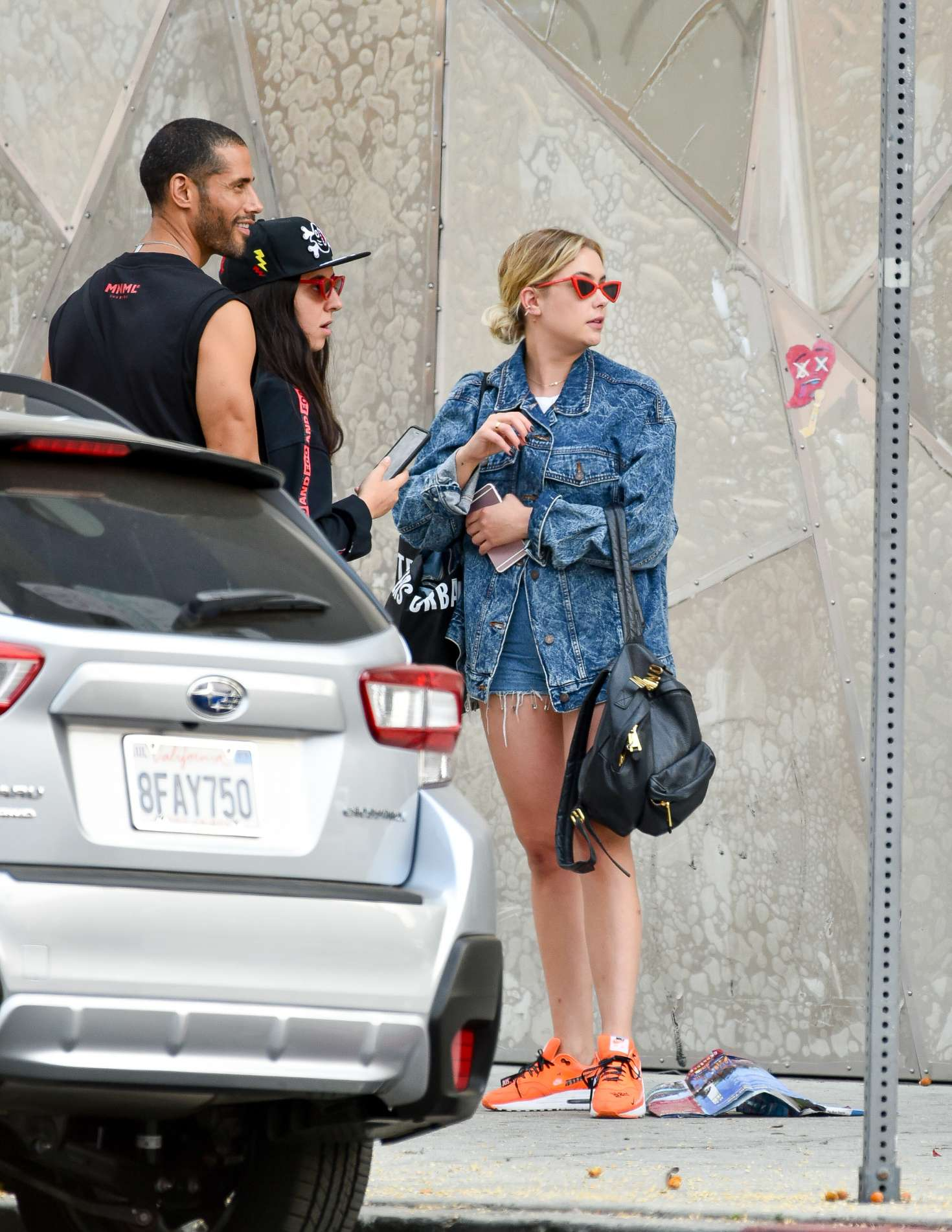 Ashley Benson 2018 : Ashley Benson: Out and about in LA -09