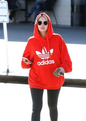 Ashley Benson - out and about in Los Feliz