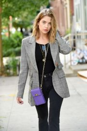 Ashley Benson - Out and about in New York
