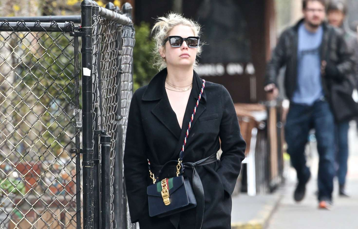Ashley Benson 2015 : Ashley Benson: Out and about in NYC -02