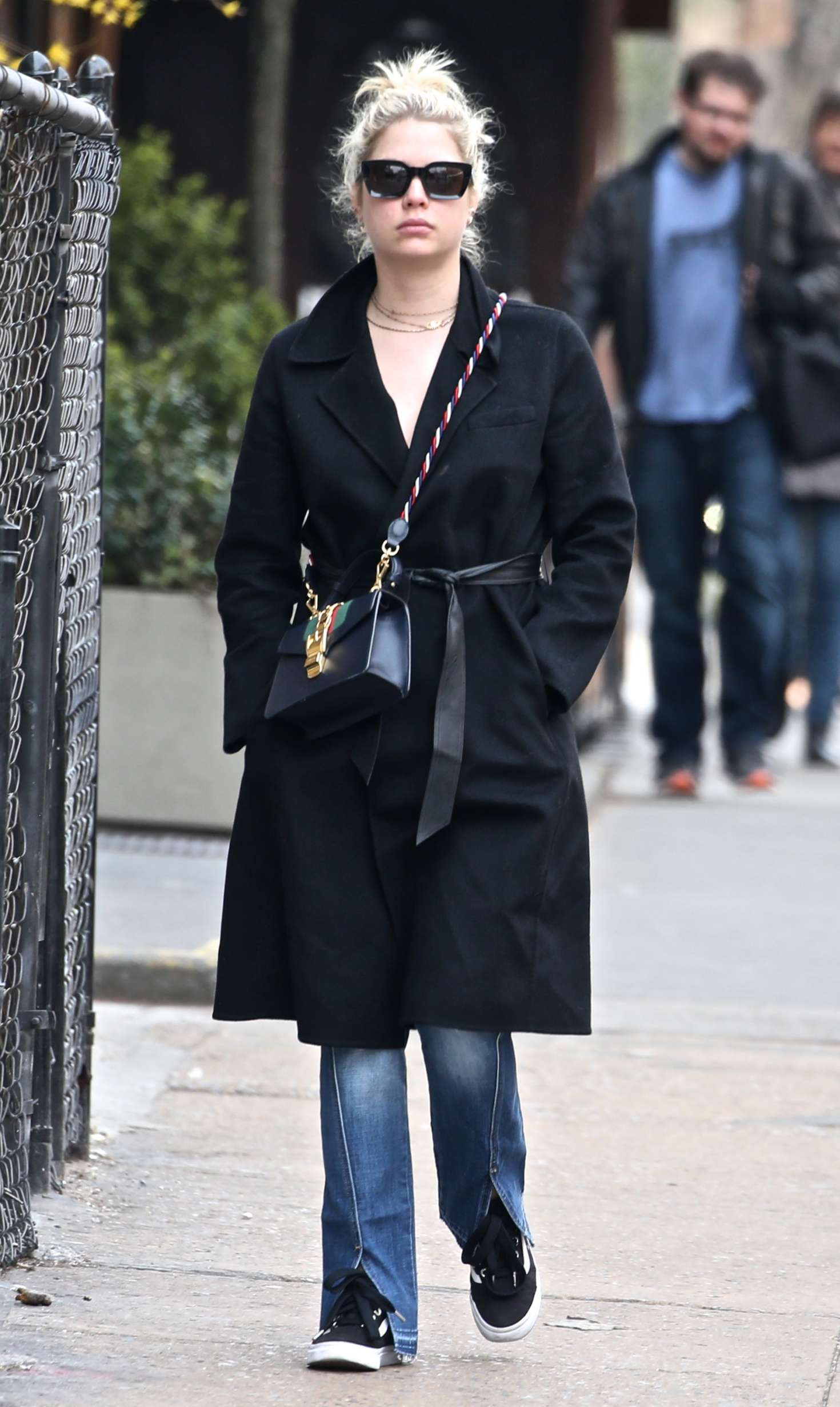 Ashley Benson 2015 : Ashley Benson: Out and about in NYC -05